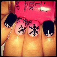 Sassy snowflakes