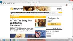 Coming for Christmas by TVXbabes as in TheGayUK Online
