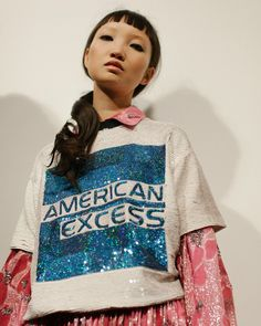 LFW AW18: Ashish showcased their latest collection in London and Love had backstage access.