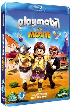New DVDs for kids on release for Christmas 2019. Get Playmobil: The Movie, The Lion King and more family movies available on DVD, Blu-ray and to download this November and December.