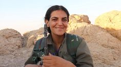 'This is revenge for the Yazidi girls': How three brave female fighters killed 10 ISIS jihadis a day on the frontline in Iraq.