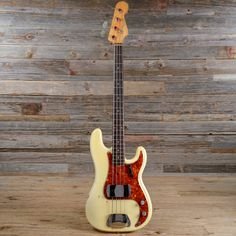 Fender Precision Bass 1960 Blonde (s407) | Chicago Music Exchange