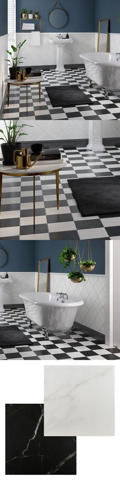 Soho Marble Effect Tiles