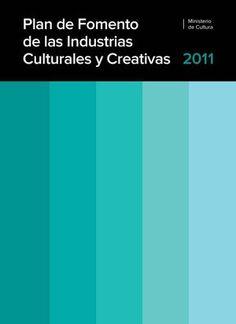 Plan de fomento de las industrias culturales y creativas