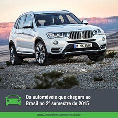 Confira quais são os carros que chegam ao mercado brasileiro ainda este ano e aproveite para programar a compra do seu pelo consórcio! Acesse: https://www.consorciodeautomoveis.com.br/noticias/os-carros-que-chegam-ao-brasil-no-2o-semestre-de-2015?idcampanha=206&utm_source=Pinterest&utm_medium=Perfil&utm_campaign=redessociais