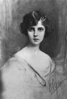 Princess Olga of Greece by de Laszlo