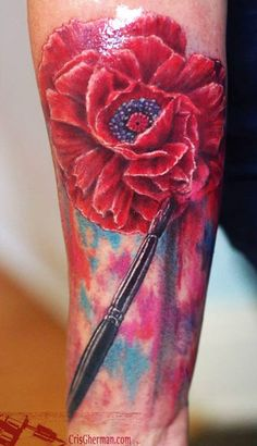 Tattoo Artist - Cris Gherman | www.worldtattoogallery.com/tattoo_artist/cris-gherman