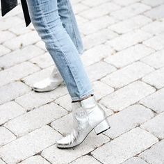 I Would Wear That...Snazzy Boots. - Bliss