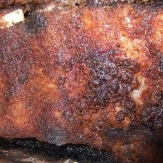 Dry Rub For Ribs Really Yummy & Easy! :) - I love this Dry Rub I only tried it on ribs I had to racks of Ribs and It Covered them and a had a - Dry Rub Recipes, Rib Recipes, Grilling Recipes, Cooking Recipes, Spinach Recipes, Cooking Tips, Grilling Tips, Smoker Recipes, Barbecue