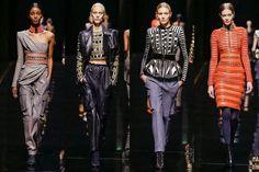 Balmain Fall/Winter 2014 Womenswear