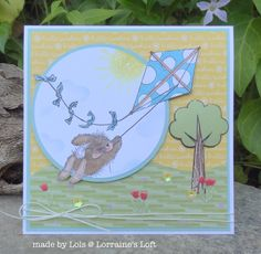 House-Mouse & Friends Monday Challenge: It's *Sunny Days* for Challenge # HMFMC169