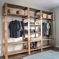 17 Minimalist Wardrobes That Will Make You Want To Throw Half Your Clothes Out