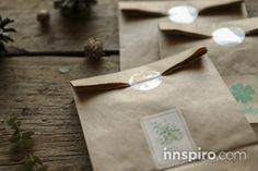 Con las bolsitas craft y las etiquetes de #Dailylike disfrutarás envolviendo tus regalos de Navidad. ¡Viva la creatividad! Encontrarás este producto en nuestra tienda online shop.innspiro.com o en tiendas especializadas.