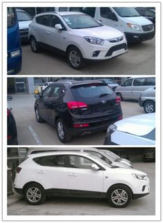 """#China brand #auto quality skyrockets w Zhang Huai S5 SUV's 5 year/100,000km warranty...design is based on Hyundai's ix35 at 2/3 the cost of the """"name"""" brand"""