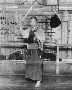 Piston Horiguchi practicing kendo ca, 1938 Photo courtesy Dragon Times Kendo, Dragon Time, Sword Fight, Martial Arts, Samurai, Japanese, Life, Warriors, Sword Art