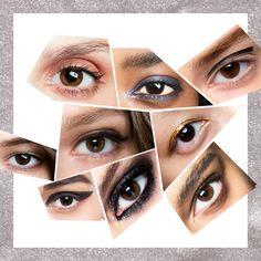Maquillage yeux marron : comment maquiller les yeux marron  - Elle