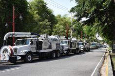 Comienza este viernes la limpieza de la ciudad en jornadas de 24 horas