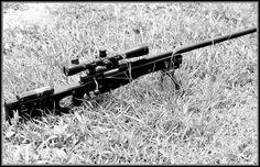 L96, 338 lapua magnum Sniper rifle,