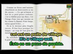 Le Petit Prince, Antoine de Saint-Exupéry (livre audio intégral) - YouTube