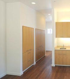 Clean and Simple - interior done right. Michelle Kaufmann Designs + Studio 101 Design.