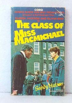 The Class of Miss MacMichael by Sandy Hutson Corgi vintage paperback 1978 Corgi, Vintage, Ebay, Corgis, Vintage Comics, Primitive