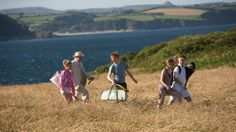On location: 'About Time', Cornwall