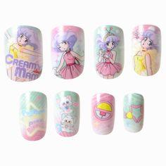 キャラネイル 魔法の天使 クリィミーマミ creamy mami nails