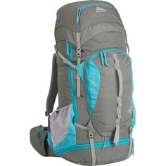 KeltyLakota 60 Backpack - Women's - 3700cu in - don't pick anything too big or it will hurt after carrying it for a while.