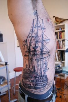 1000 ideas about pirate ship tattoos on pinterest ship tattoos lighthouse tattoos and. Black Bedroom Furniture Sets. Home Design Ideas