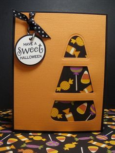 F4A138 Sweet Halloween by grannytranny - Cards and Paper Crafts at Splitcoaststampers