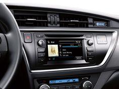 Toyota'nın yeni modeli Auris Touring Sports