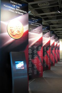 Invent Now operates the National Inventors Hall of Fame and Museum located in the atrium of the Madison Building at the headquarters of the United States Patent and Trademark Office in Alexandria, VA