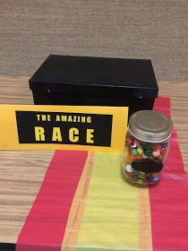 Well, we had fun organizing and running another big birthday party for one of our girls. She really wanted an Amazing Race themed par. Amazing Race Challenges, Amazing Race Games, Amazing Race Party, Garden Party Games, Dinner Party Games, Birthday Party Games, Birthday Fun, Birthday Ideas, Spy Party
