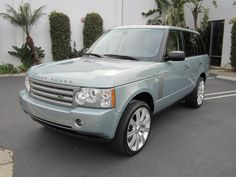 2008 Lucerne Green Land Rover Range Rover HSEhttp://www.iseecars.com/used-cars/used-land-rover-range-rover-for-sale