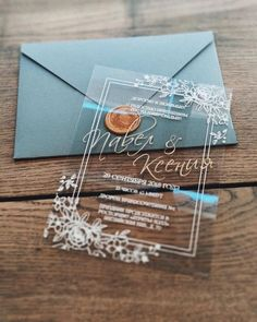 """Wedding invitations of St. Petersburg on Instagram: """"Invitations on transparent plastic look incredibly stylish🤩 To order, write to the direct or messages of the group in"""" - #direct #group #incredibly #Instagram #invitations #messages #order #Petersburg #plastic #St #Stylish #Transparent #Wedding #write Wedding Who Pays, 7th Wedding Anniversary"""
