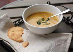 Roasted+Pumpkin,+Garlic+And+Sage+Soup