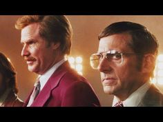 Anchorman 2 Trailer 2013 Will Ferrell, Steve Carell Movie - Official [HD]