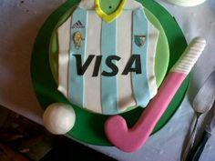 Field hockey cake , B-Day , Birthday , Argentina , Leonas , Alma de Budin , Nicole