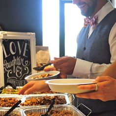 Chipotle Catering Showering You And Your Friends With Love