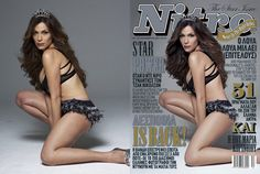 Celebrities before and after photoshop. Who do you think that you only see magazine bodies on magazines?