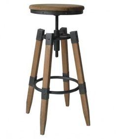 Billedresultat for bar chair steel