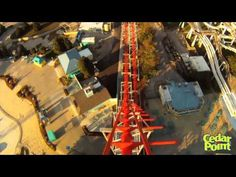 Take your ride in the front seat of Magnum XL-200 at Cedar Point!