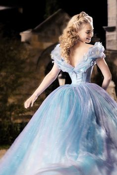 """"""" Have courage and be kind. Cinderella 2015 film {x} """""""