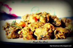Bhuna Murgh Hari Mirch - Green Chilli Chicken