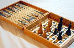 cigar box - gamebox