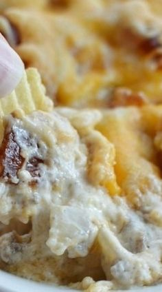 ... Dip, Dip Baby, Finger Foods, Recipes Dips, Bacon Cheeseburger Dip, Dip