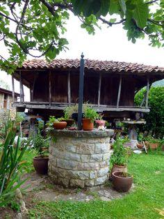 Etapa 1 del Anillo Ciclista de la Montaña Central de Asturias, pueblo de Palomar + info: http://puertadeasturias.es/blog-turismo-asturias/anillo-ciclista-de-la-montana-central-de-asturias-etapa-1