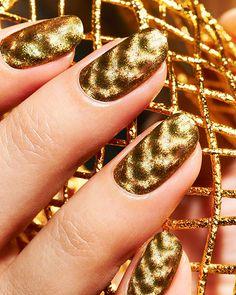 #GETincNailArt #Design #Nails #2013...