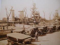 Porto do Rio de Janeiro - 1930