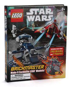 $19.99 LEGO Star Wars Brickmaster Set by Star Wars (reg. $30)